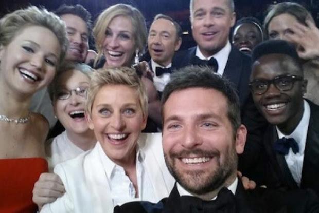 Este selfie vale 3 milhões?
